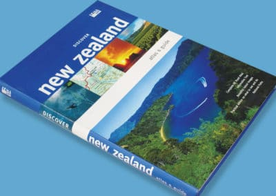 NZ Atlas & Guide