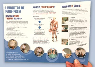 Morningside Remedial Therapy Brochure