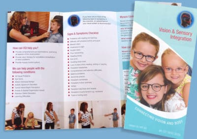 Vision & Sensory Integration Brochure